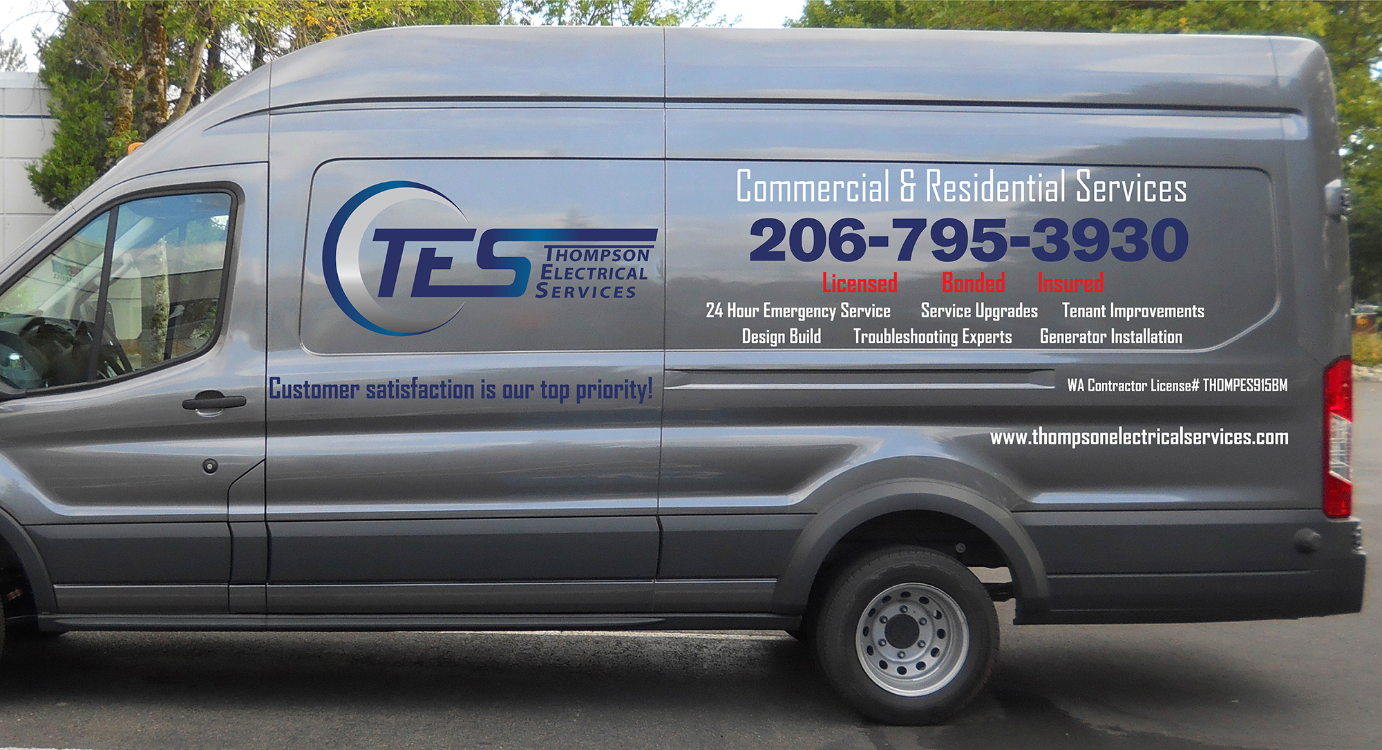 Thompson Electrical Services LLC