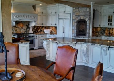 Custom Kitchen and Dining